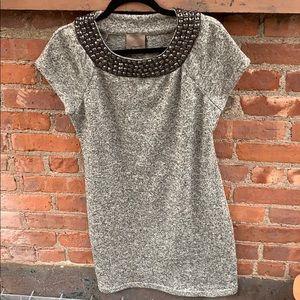 Aryn K sweater dress